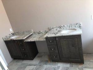 bathroom sink layout33